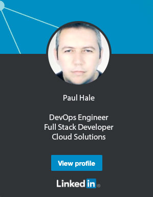 Paul Hale LinkedIn Profile